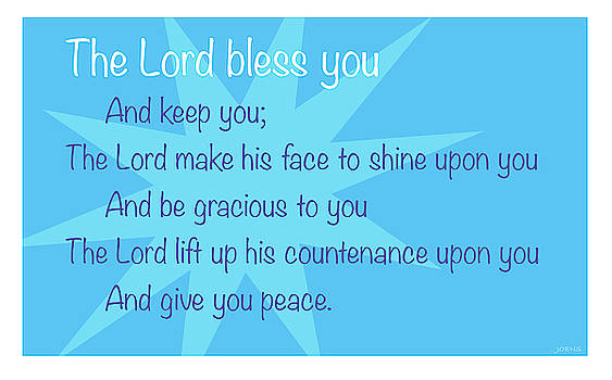 Greg Joens - The Lord Bless You