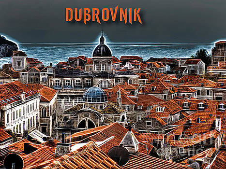 The magic of Dubrovnik by Brian Tarr
