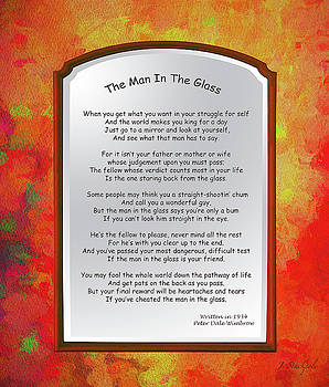 The Man In The Glass by Jennifer Stackpole