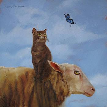 The Messenger by Diane Hoeptner