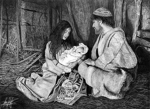 The Messiah Is Born by James Schultz