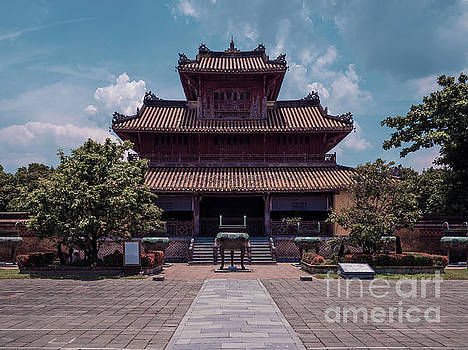 Asia Visions Photography - The Mieu Temple