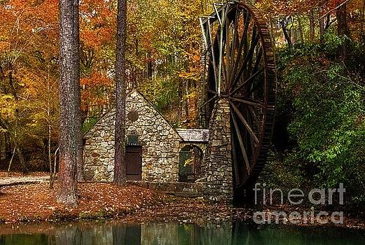 The Mill at Berry by Geraldine DeBoer