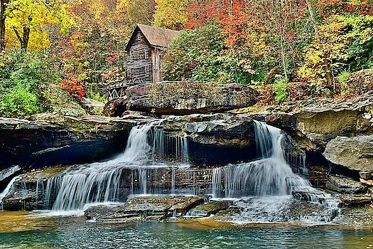 Frozen in Time Fine Art Photography - The Mill at Glade Creek