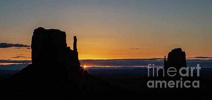 The Mittens Sunrise by Jon Vemo