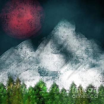 Benjamin Harte - The Mountain