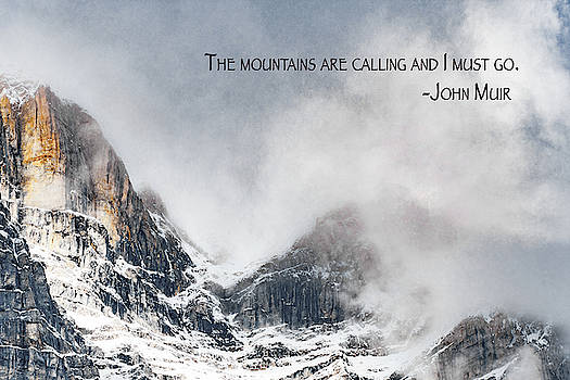 The Mountains Are Calling by Joy McAdams
