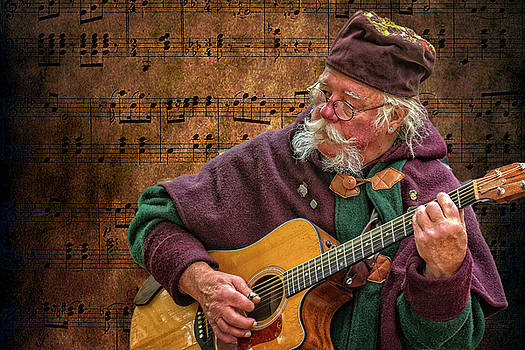 The Musician by Kirk Sewell