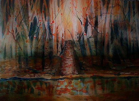 The Narrow Path by Mindy Newman