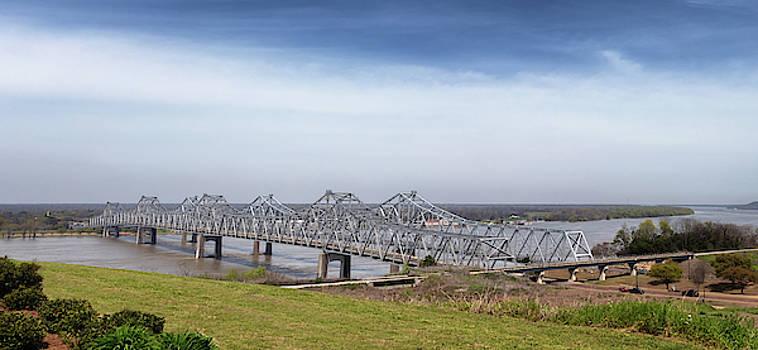 Susan Rissi Tregoning - The Natchez Vidalia Bridge