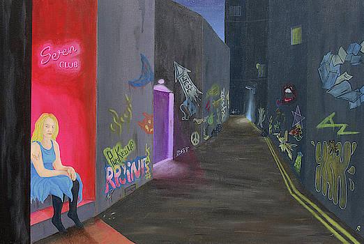 The Neon Faerie by Gemma Beynon