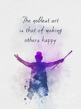 The Noblest Art by My Inspiration