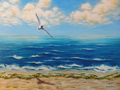The Ocean is Calling by Corinne Palmer