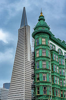 The Old And The New by Bill Gallagher