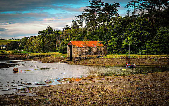 The Old Boat House by Alan Campbell