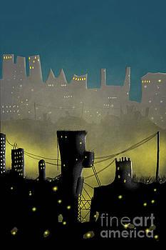 Benjamin Harte - The Old City