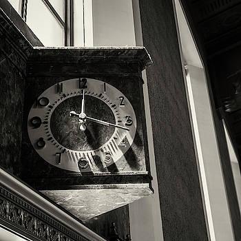 The Old Clock Goes Tick Tock by Nazeem Sheik
