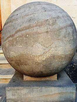 The Olympus Globe by Darrell Black