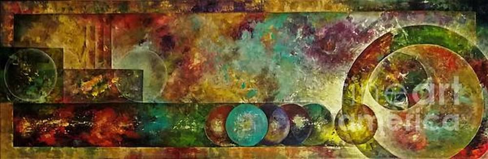 The Order of Chaos by Lia Van Elffenbrinck