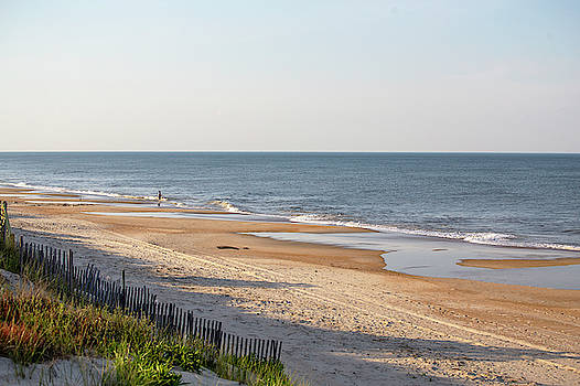 The Outer Banks 7 by David Stasiak