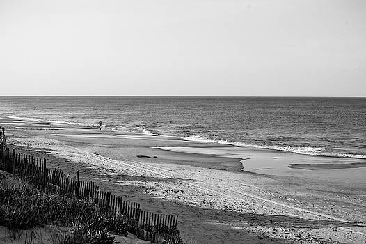 The Outer Banks 8 by David Stasiak