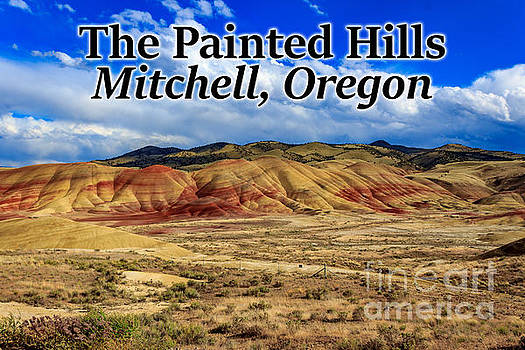 The Painted Hills Mitchell Oregon 02 by G Matthew Laughton