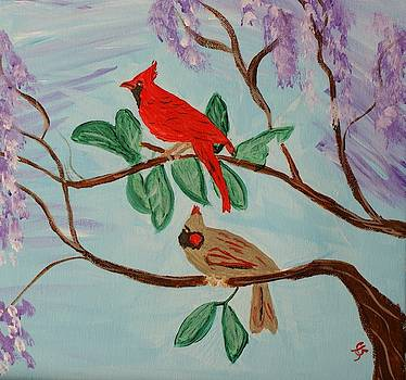 The Pair by Yvonne Sewell