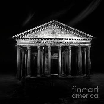 The Pantheon by Erik Brede