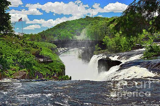Regina Geoghan - The Passaic River at Great Falls
