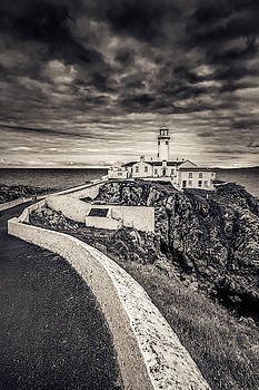 The Path To Fanad Head Lighthouse by Alan Campbell