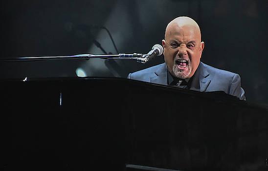 The Piano Man by Alan Goldberg