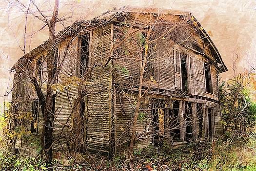 The Pig Trail Hotel by Wesley Nesbitt