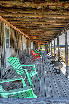 The Porch by Jim Thompson