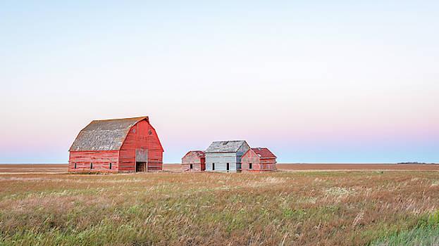 The Prairies by Hamish Mitchell