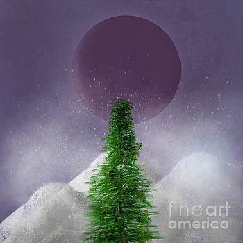 Benjamin Harte - The Purple Moon