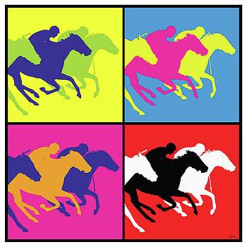 Greg Joens - The Race Horse