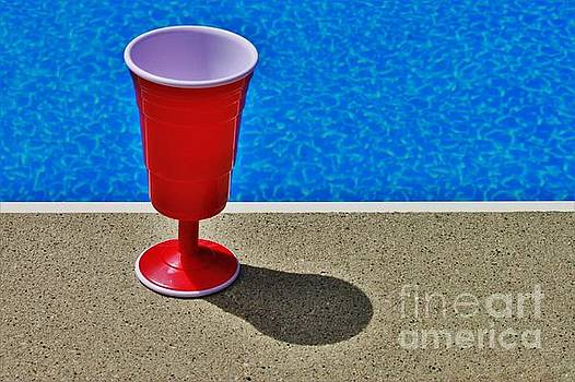 The Red Cup by Angela Stafford