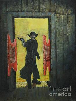 The Red Saloon Doors.....What next by Bob Williams