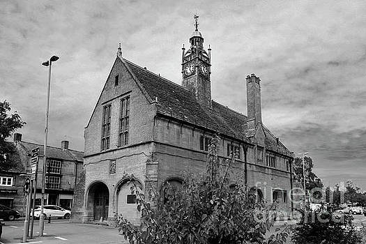The Redesdale Hall, Moreton-in-Marsh town by Dave Porter