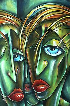 The Reflection by Michael Lang