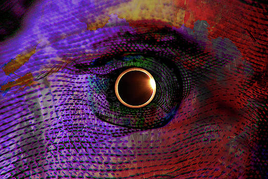 The Right Eye of a God Number 23 by Ben Stein
