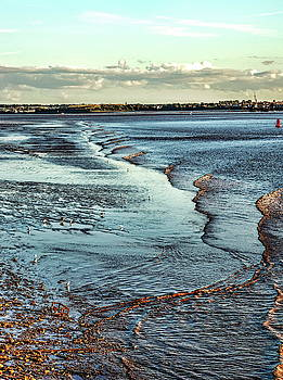 The River Mersey by Jeff Townsend