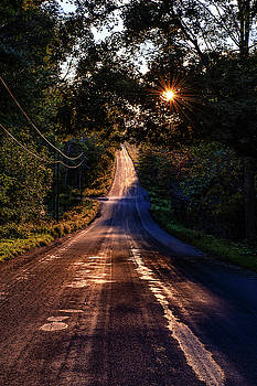 The Road Less Travelled by Su Buehler