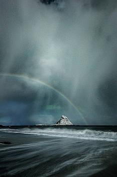 The rock 2 by Frank Olsen