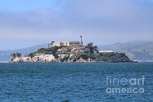 Diann Fisher - The Rock - Alcatraz