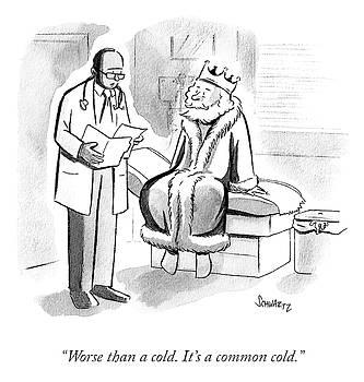 The Royal Diagnosis by Benjamin Schwartz