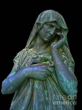The Sad Lady by Jasna Dragun