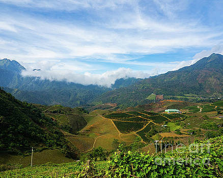 Asia Visions Photography - The Sapa Landscape