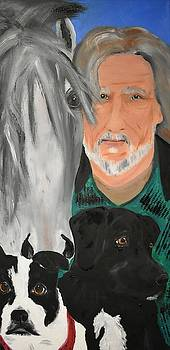 The Silver Stallion by Susan Voidets