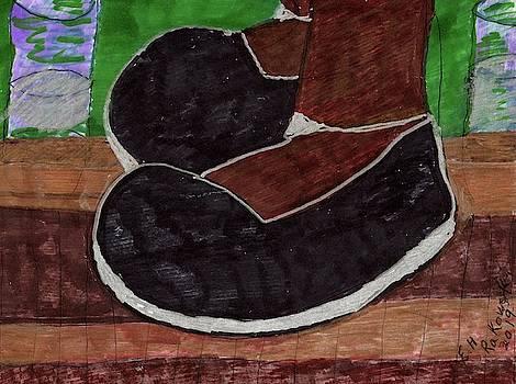 The Steps to my Home by Elinor Helen Rakowski